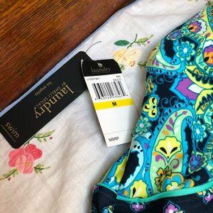 Laundry By Shelli Segal Swim - LAUNDRY size M swim suit worn ONCE!
